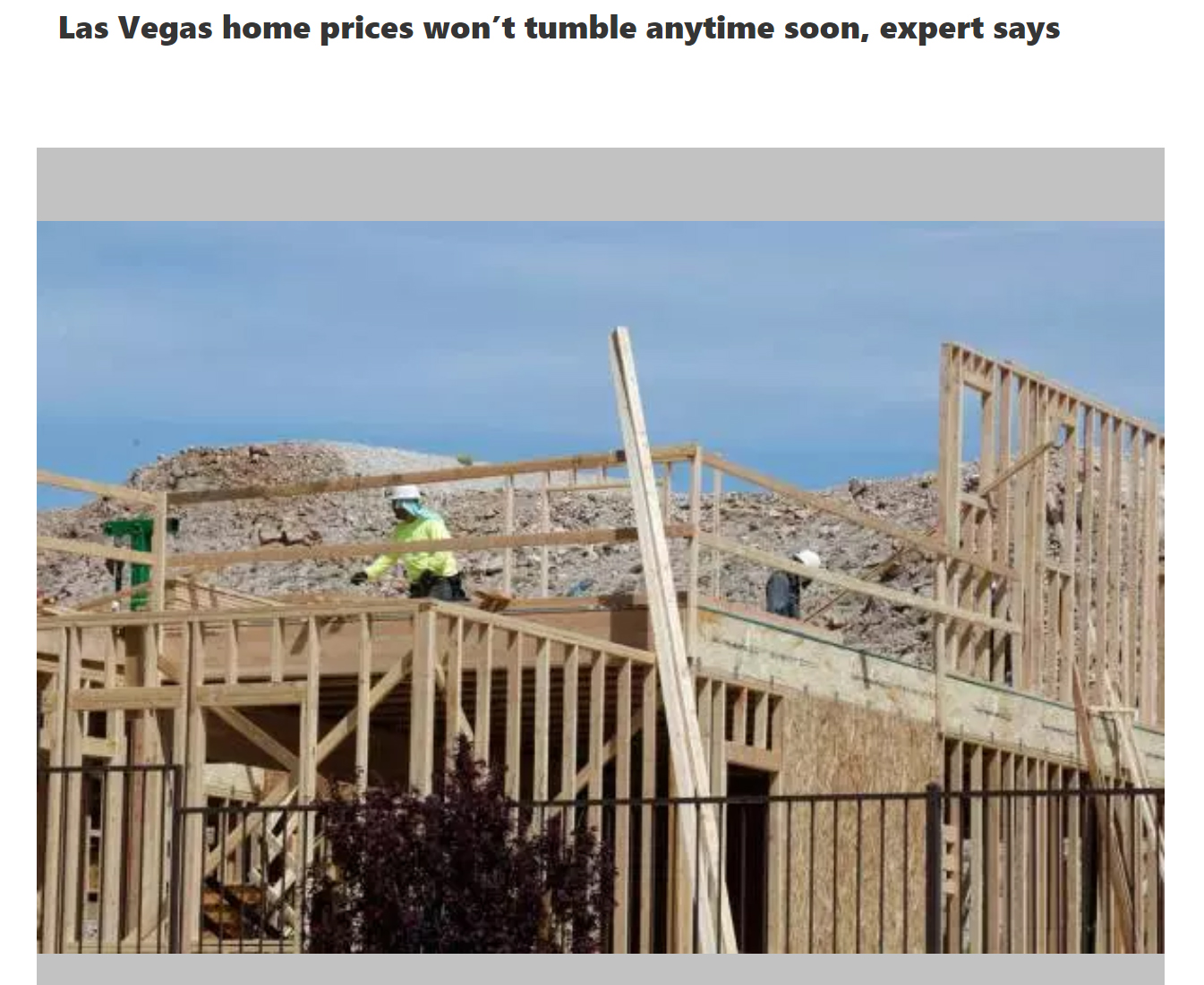 Las Vegas Housing Market - NextHome - The Torsiello Group