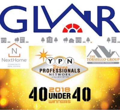 Las Vegas Realtor, Pete Torsiello, GLVAR Top 40 under 40