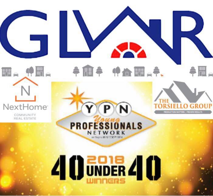 Las Vegas Realtor, Pete Torsiello, GLVAR Top 40 under 40