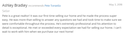 Las Vegas Realtor - Pete Torsiello - The Torsiello Group Real Estate